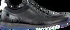 Zwarte FLORIS VAN BOMMEL Sneakers 16127  - small