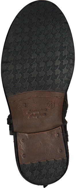 Groene KANJERS Lange laarzen 5228RP  - large