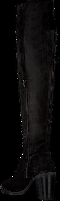 Zwarte RED-RAG Overknee laarzen 77132  - large