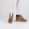 Cognac TORAL Sneakers 12199  - small