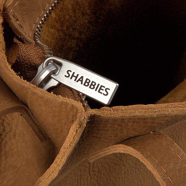 Cognac SHABBIES Shopper 281020003  - large
