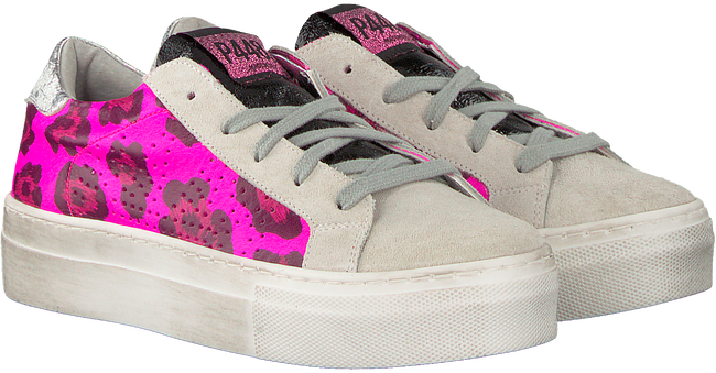 Roze P448 Sneakers 261913111  - large