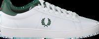 Witte FRED PERRY Lage sneakers B8250  - medium