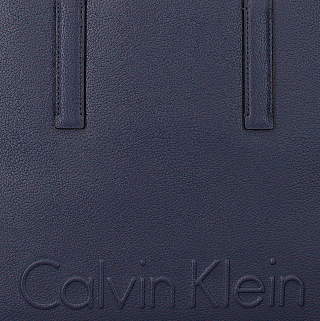 CALVIN KLEIN SHOPPER EDGE MEDIUM SHOPPER - large