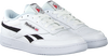 Witte REEBOK Lage sneakers CLUB C REVENGE MU WMN  - small
