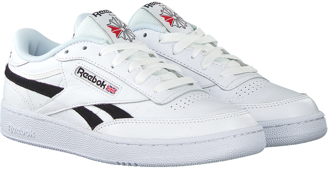 Witte REEBOK Lage sneakers CLUB C REVENGE MU WMN  - large