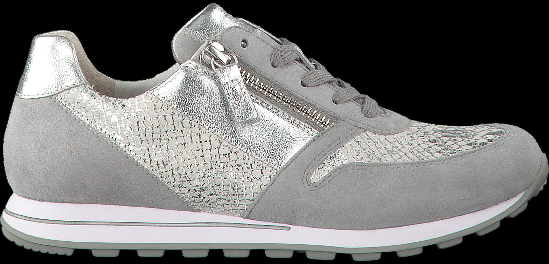 368 Zilveren Nl Omoda Gabor Sneakers Ft3ulkj1c Nm8v0nw