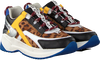 Meerkleurige REPLAY Sneakers KUMI  - small