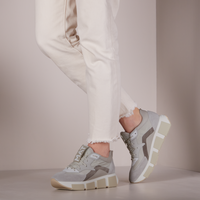 Grijze VIC MATIE Lage sneakers 1Z5428D  - medium