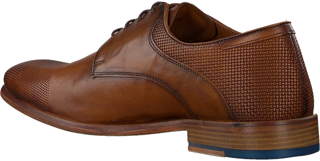 Cognac MAZZELTOV Nette schoenen 5053  - large