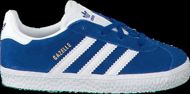 Blauwe ADIDAS Sneakers GAZELLE I  - large