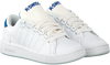 Witte K-SWISS Sneakers LOZAN III KIDS  - small