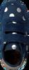 Blauwe WODEN Sneakers NORA DOT II KIDS  - small