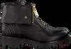 Zwarte TOSCA BLU SHOES Biker boots SF1713S244  - small