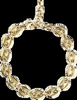 Gouden NOTRE-V Armband ARMBAND SCHAKEL #4