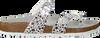 Zilveren BIRKENSTOCK PAPILLIO Slippers MAYARI METALLIC STONES  - small