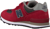 Rode NEW BALANCE Sneakers YV574 M  - small