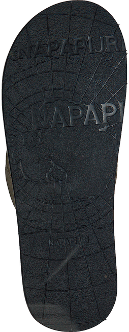 Groene NAPAPIJRI Slippers TOLEDO  - large