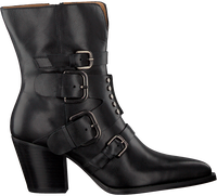 Zwarte TORAL Enkellaarsjes 12553  - medium