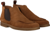 Cognac GREVE Chelsea boots TUFO  - small