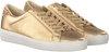 Gouden MICHAEL KORS Sneakers IRVING LACE UP - small