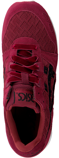 Rode ASICS TIGER Sneakers GEL LYTE V SANZE WMN  - large