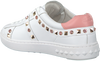 Witte ASH Sneakers PLAY - small
