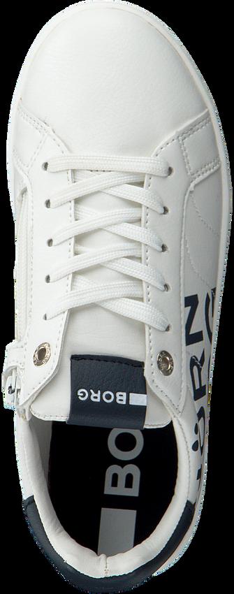 Witte BJORN BORG Lage sneakers T305 LGO  - larger