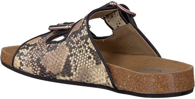 Beige TORAL Slippers 11016  - large