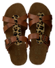 Bruine BULLBOXER Slippers AFS003  - small