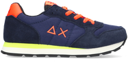 Blauwe SUN68 Lage sneakers BOYS TOM FLUO NYLON  - medium