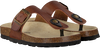 Cognac DEVELAB Sandalen 48005 - small
