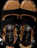 Zwarte UNISA Sandalen TERRAT  - small