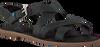 Zwarte TOMS Sandalen WM SICILY SAND  - small