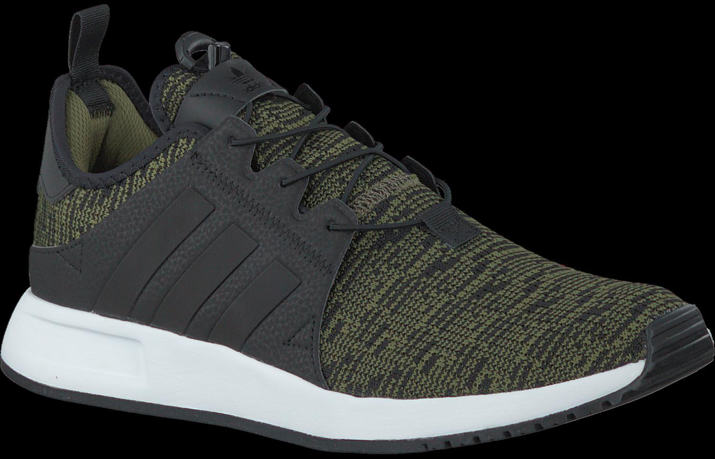 adidas sneakers leger groen