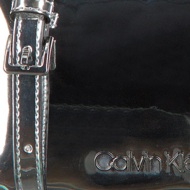 Zilveren CALVIN KLEIN Schoudertas CK MUST CAMERABAG - large