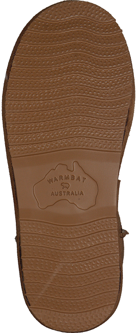 Cognac WARMBAT Pantoffels WALLABY WOMEN SUEDE - large