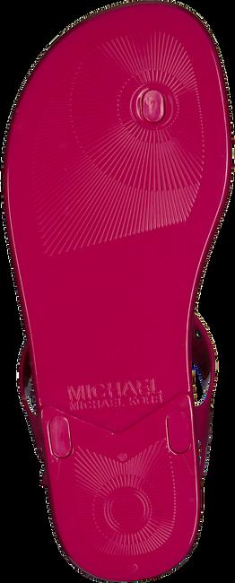 Roze MICHAEL KORS Sandalen MK PLATE JELLY - large