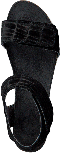 Zwarte CA'SHOTT Sandalen 15045 - large