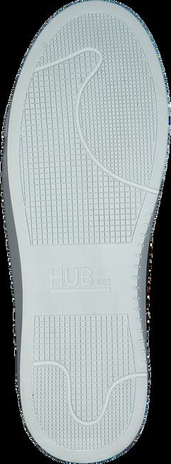 Blauwe HUB Lage sneakers TOURNAMENT N42  - large