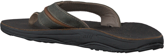 Grijze REEF Slippers REEF PLAYA CERVESA  - large