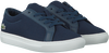 Blauwe LACOSTE Sneakers L.12.12 - small