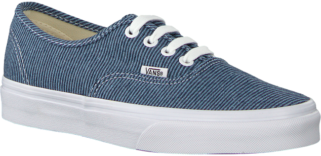 Blauwe VANS Sneakers AUTHENTIC WMN - large
