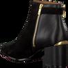 Zwarte CALVIN KLEIN Enkellaarsjes E5741  - small