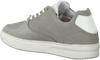 Grijze REHAB Lage sneakers THABO II NUB  - small