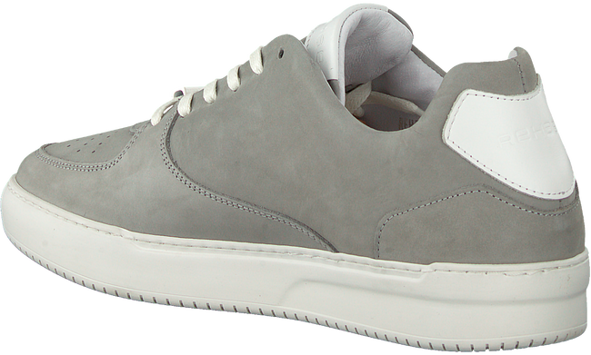 Grijze REHAB Lage sneakers THABO II NUB  - large