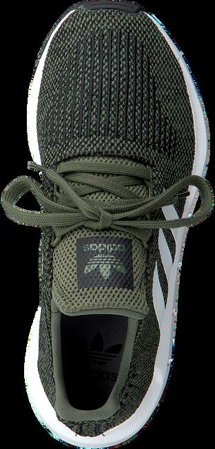 Groene ADIDAS Sneakers SWIFT RUN J - large