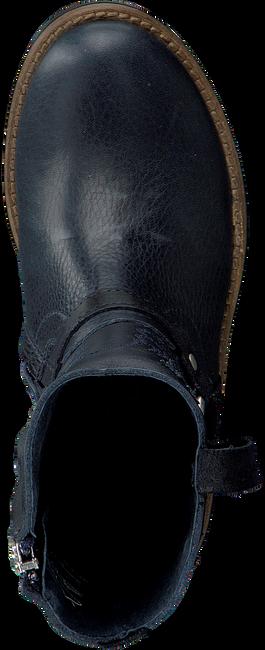 Blauwe KANJERS Lange laarzen 5206RP  - large