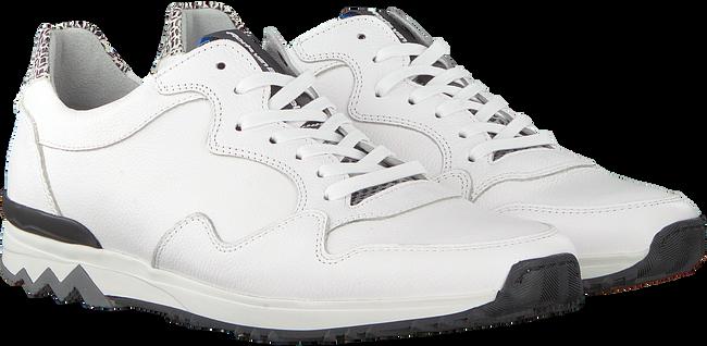 Witte FLORIS VAN BOMMEL Sneakers 16238  - large