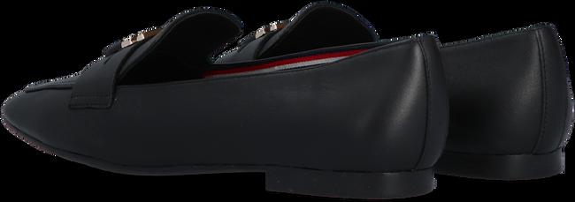 Zwarte TOMMY HILFIGER Loafers ESSENTIAL HARDWARE LOAFER - large